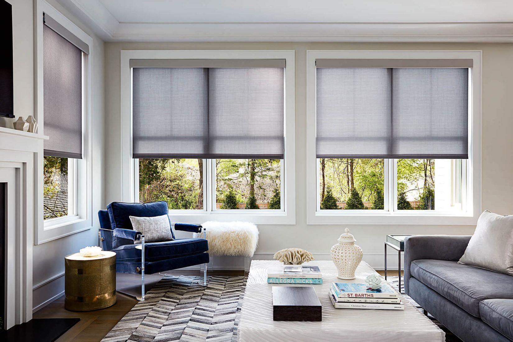 Bali Blinds Style Ornamental Is One Of Many Fafbric Roller Shades By Bali