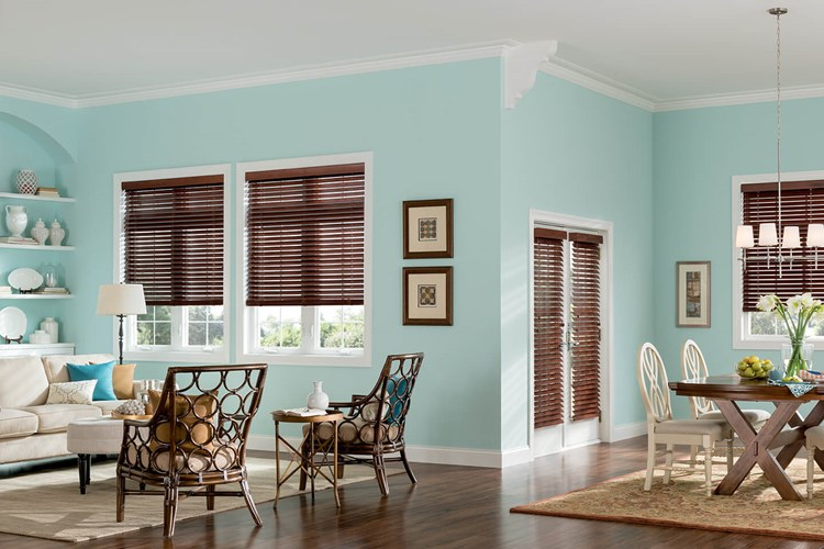 Reall wood blinds by bali blinds