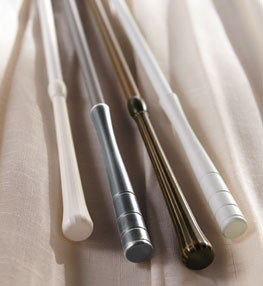 Wands available for Levolor vertical cordless blinds