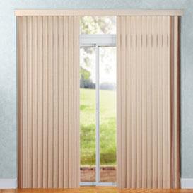 Levolor Vertical Blind shades window treatments levolor