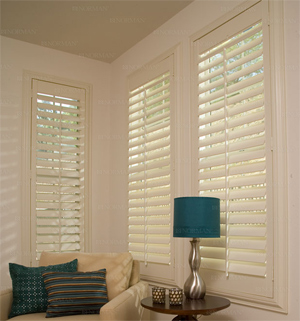 Norman Shutters Woodlore PLUS Shutters image