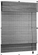 Standare Woven wood shade